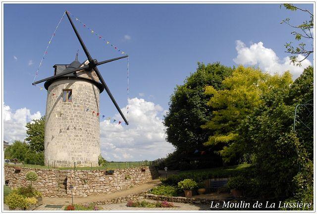 Le Moulin de la Lussière