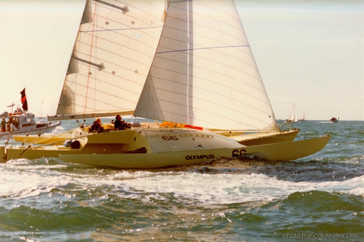 Olympus La Baule-Dakar 1980
