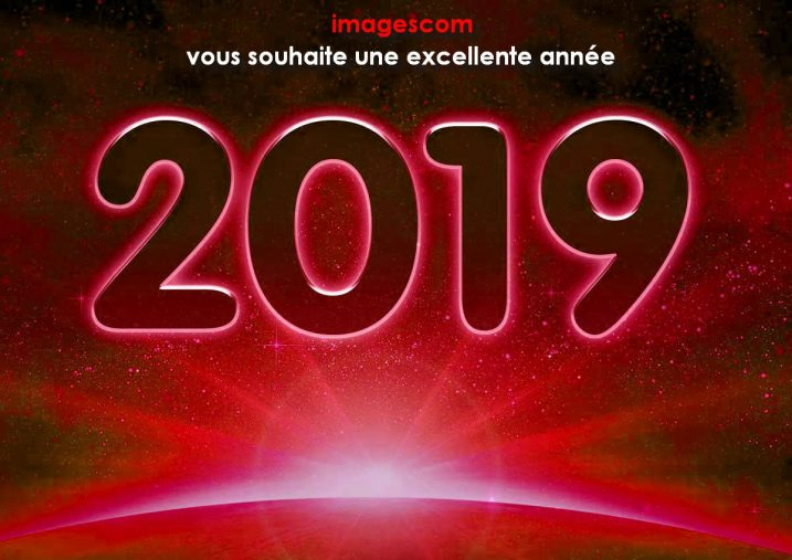 imagescom vous souhaite une excellente année 2019